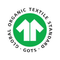 GOTS certified sustainable clothing