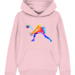 Cotton pink - Volleyball Digger - Colourful Woman - Mini Cruiser
