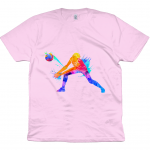 Sweet lilac - Volleyball Digger - Colourful Woman - EP01 Classic Jersey Unisex T-Shirt